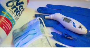 Los materiales de protección contra el coronavirus escasean en muchas partes del mundo