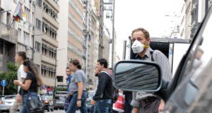 Imagen de las calles de Buenos Aires el 19 de marzo de 2020.