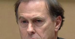 Rupert Colville, portavoz de la Alta Comisionada de la ONU para los Derechos Humanos.
