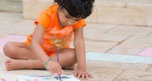 Los niños y las mujeres embarazadas están expuestos al plomo tóxico de la pintura.